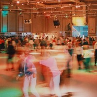 Roller Rinks in Germany in the 1980s