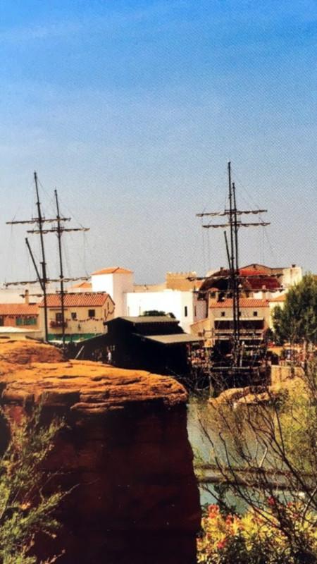 De geschiedenis van PortAventura: Mediterránia