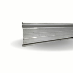 Perfil Acorazado en Aluminio a 7M.