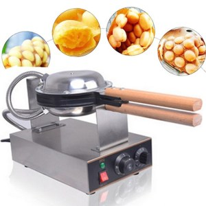 bubble waffle machine rollicecream.com