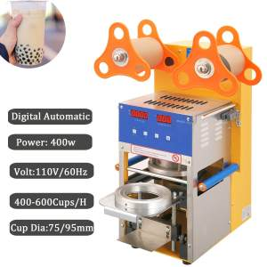 cup sealing machine roll ice cream
