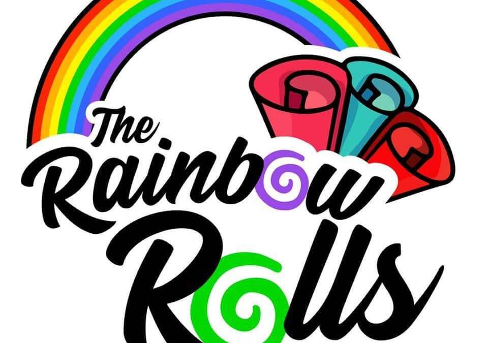 The Rainbow Rolls