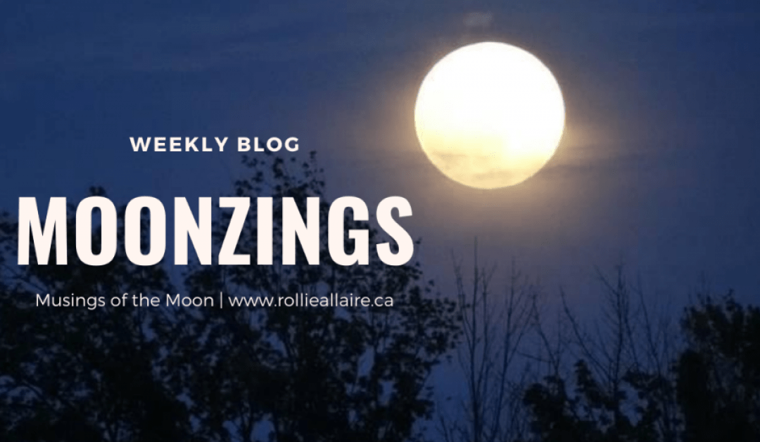 Moonzings – Week of August 30, 2020