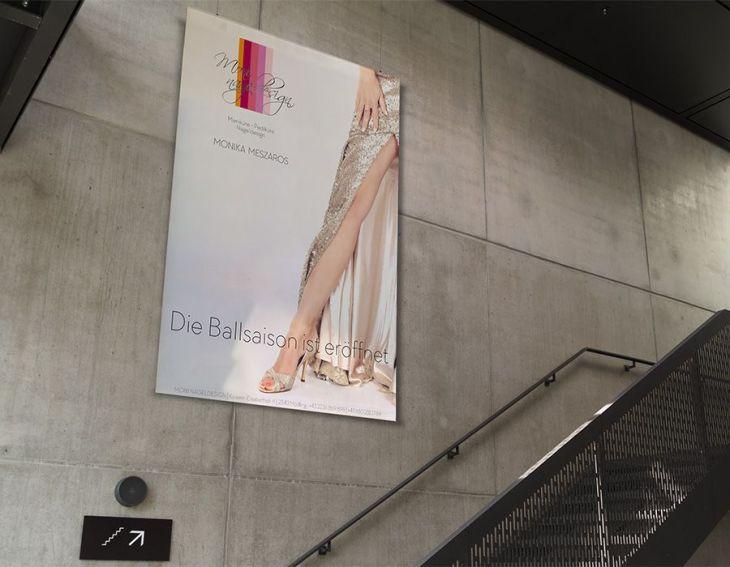 Kunden Plakat