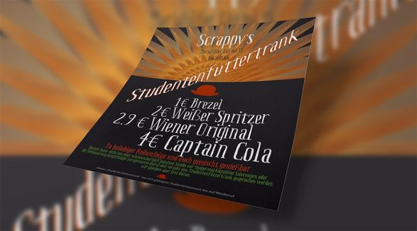 Flyer Grafikdesign Kundenarbeit