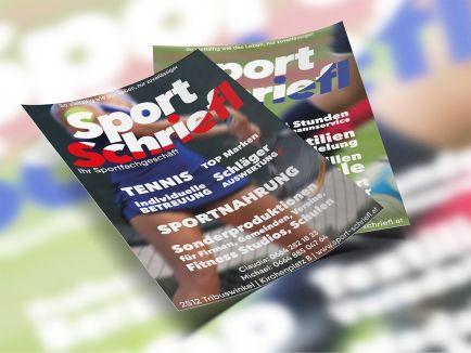 Flyer A5 - Sport Schriefl
