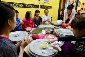 Ladies-making-dumplings
