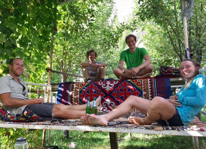 Guesthouse-rushan-tajikistan
