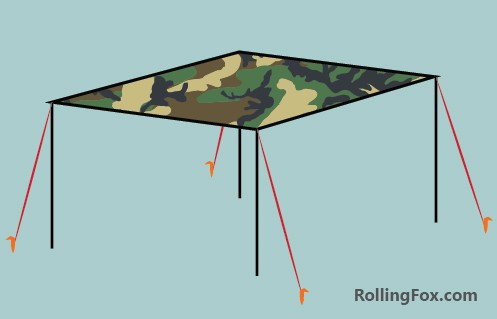 Basic-Fly-poles-Roof