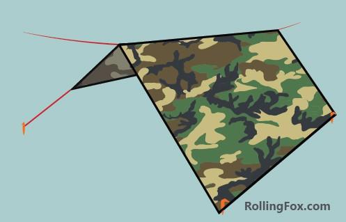 ridge-line-lean-to