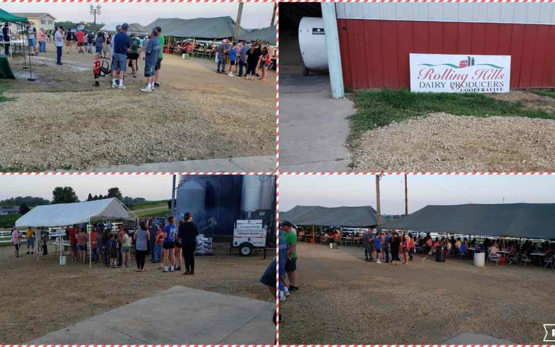 Rolling Hills Member Hosts Iowa County Cattlemen's Steak Feed