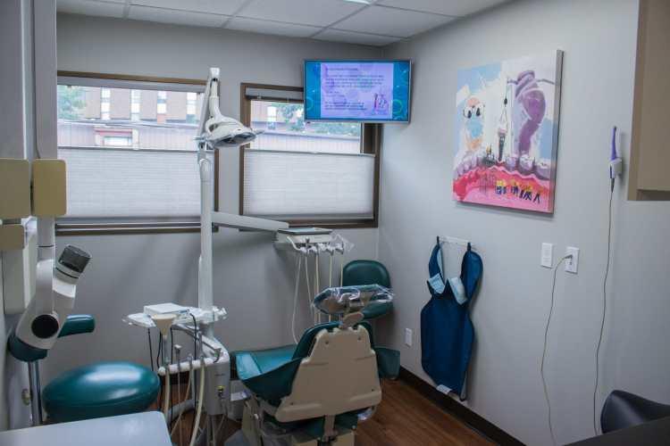 dentist office danbury