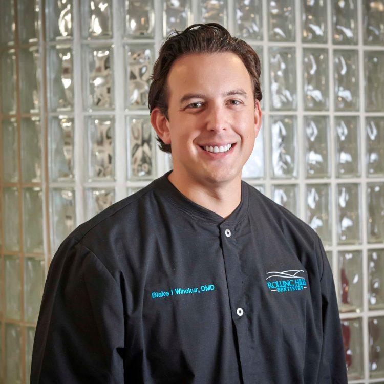 Dr. Blake Winokur - Rolling Hills Dentistry