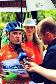 Gerrans interviewed before Stage 4