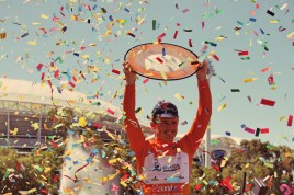 Gerrans is a happy champion