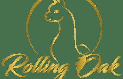 Rolling Oak Alpaca Ranch Logo