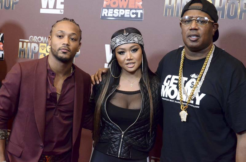 Image result for master p and romeo on growing up hip hop