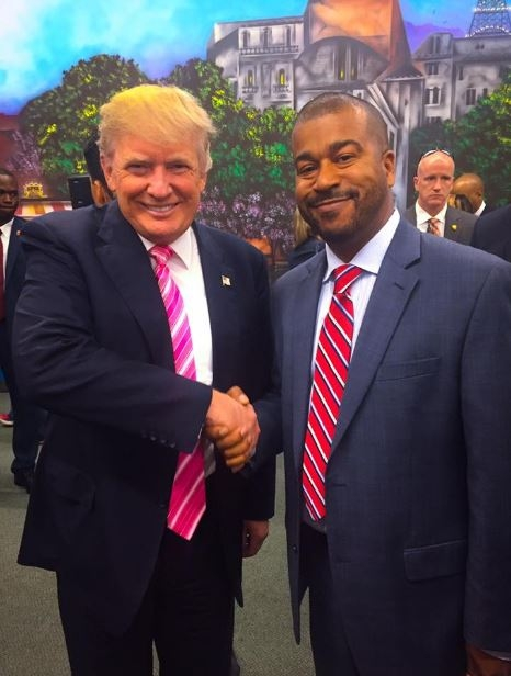 Trump Dupes Another Black Leader Into Joining The 'Good ...