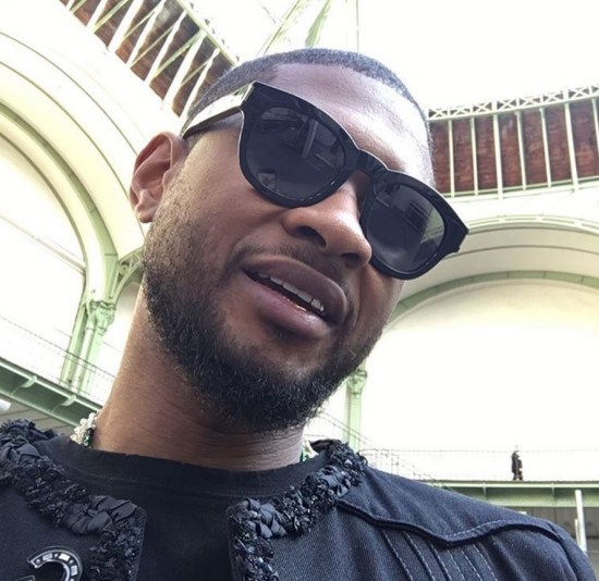 Photo Credit: Instagram - @usher