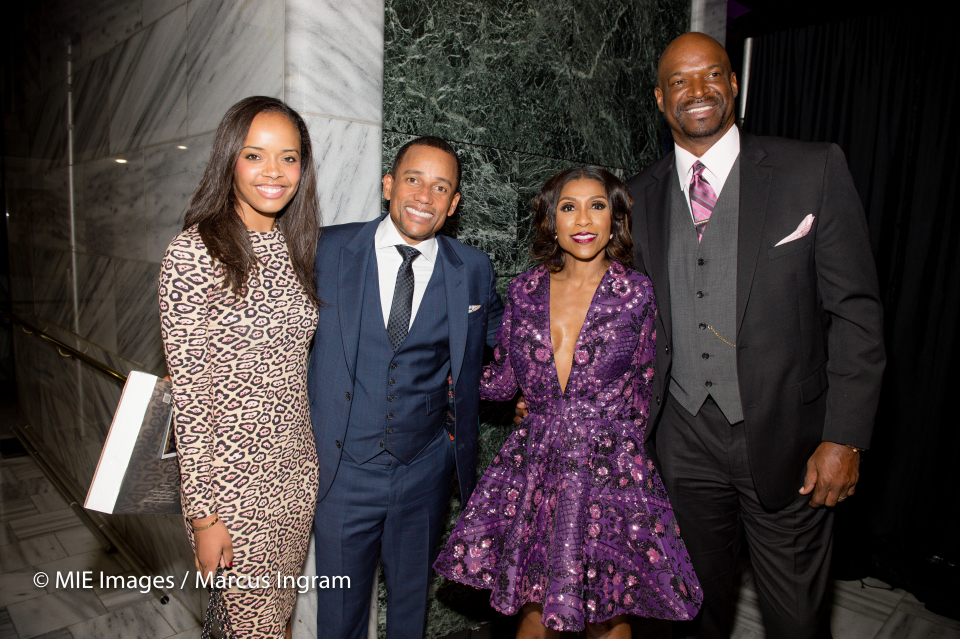 Guest - Hill Harper - Dr Jackie - Curtis Berry