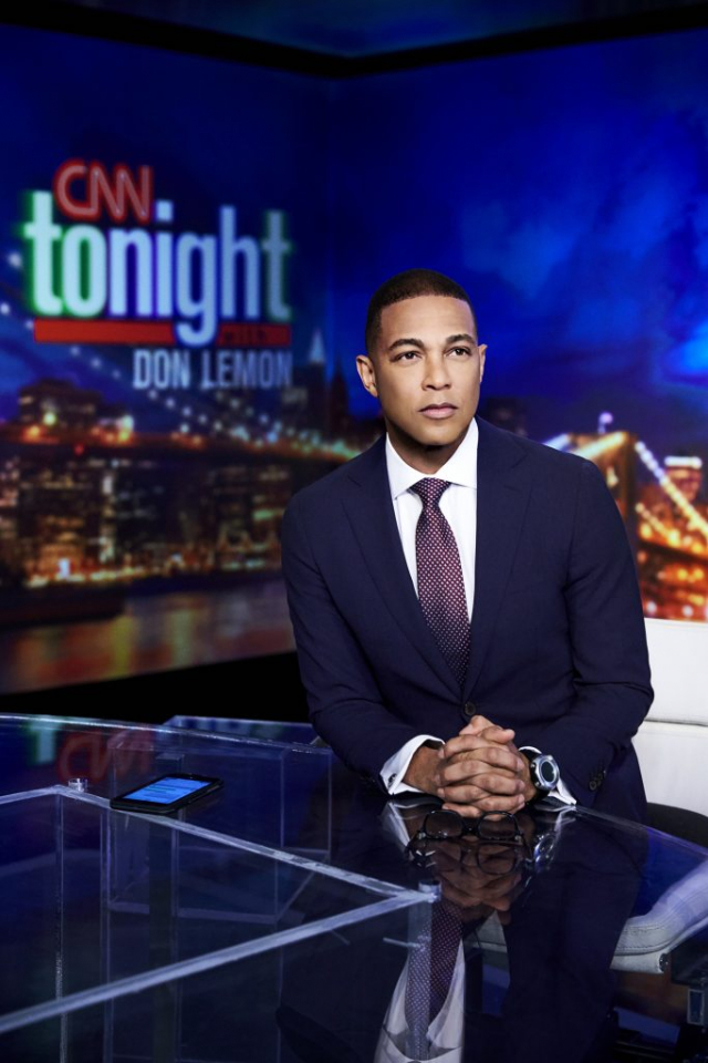 CNN's Don Lemon shows up, sometimes shake things up, and ...
