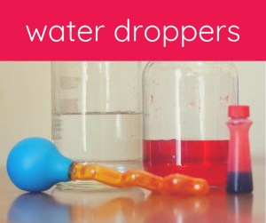 water droppers