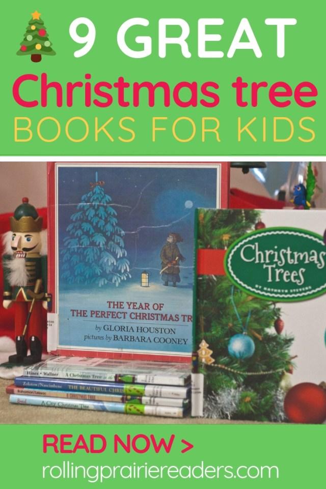 9 Christmas tree books for kids