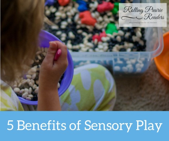 5 Benefits of Sensory Play