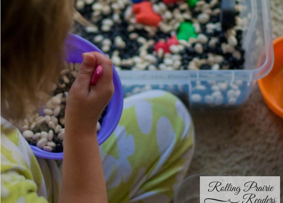 5 Benefits of Sensory Play