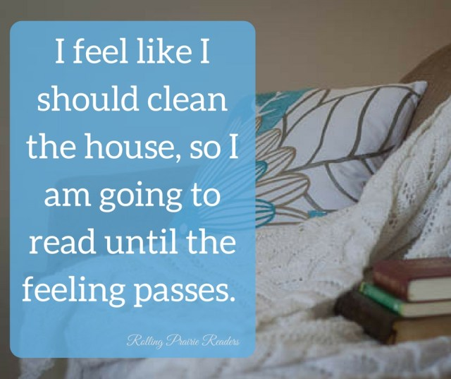 Reading is my favorite hobby, my favorite way to relax, my favorite way to acquire new information.