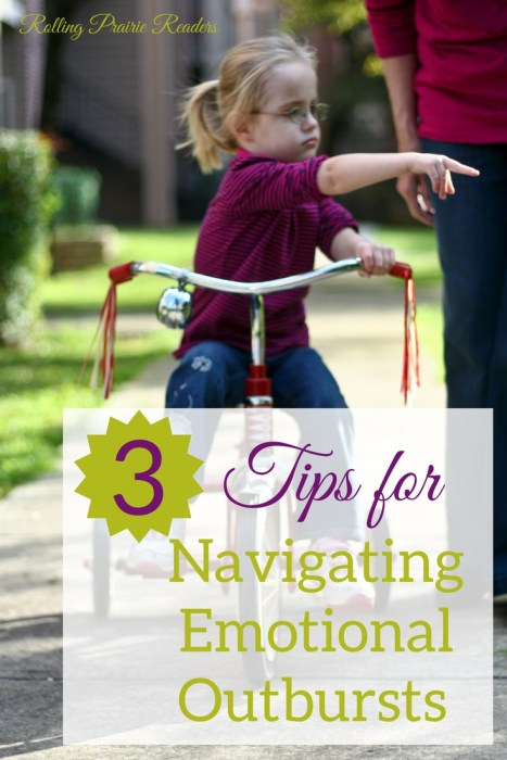 Raising Children and Emotional Outbursts | 3 Tips to Navigate (parenting and personality styles, emotional development)