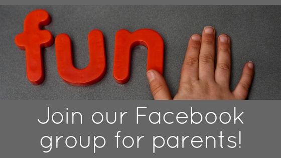Join our Facebook group for parents!