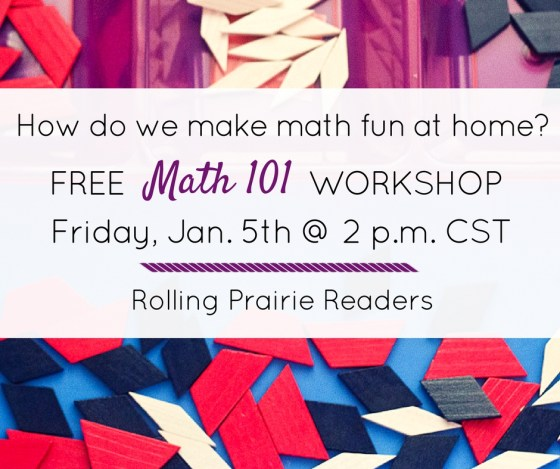 Making Math Fun Workshop