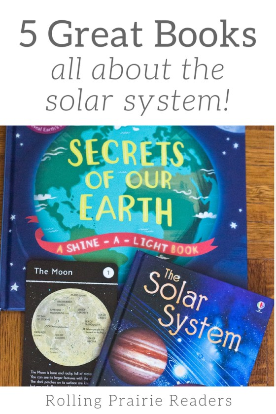 Solar System Book Recommendations | Solar Eclipse 2017