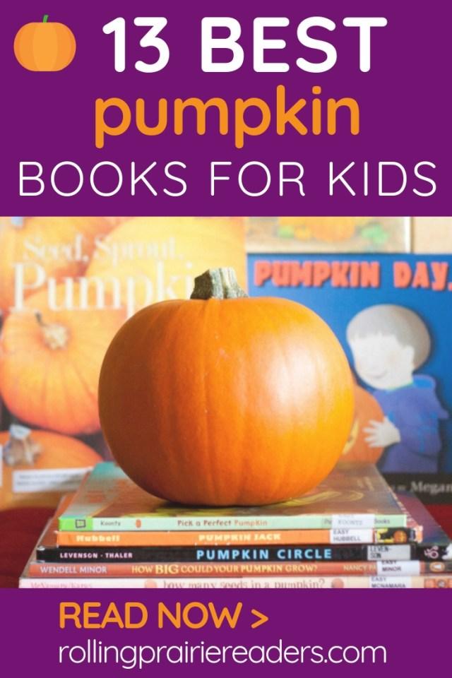 13 Best Pumpkin Books for Kids