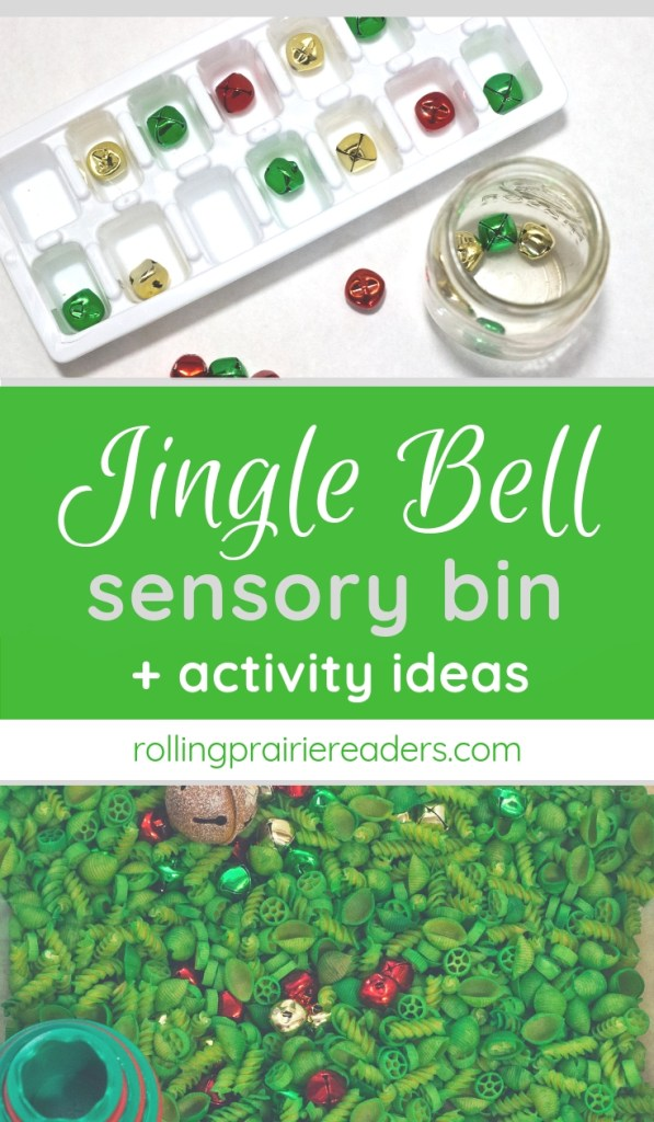 Jingle Bell Sensory Bin and Activity Ideas