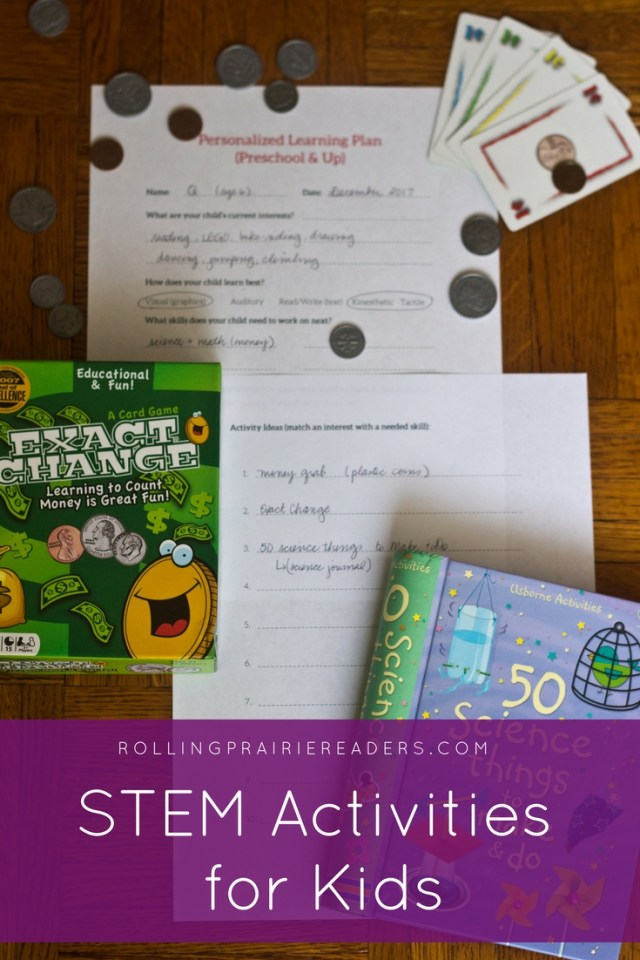 STEM Activities for Kids   Kindergarten, 1st Grade, Money Learning Games, Science and Math Learning Activities, Learning at Home