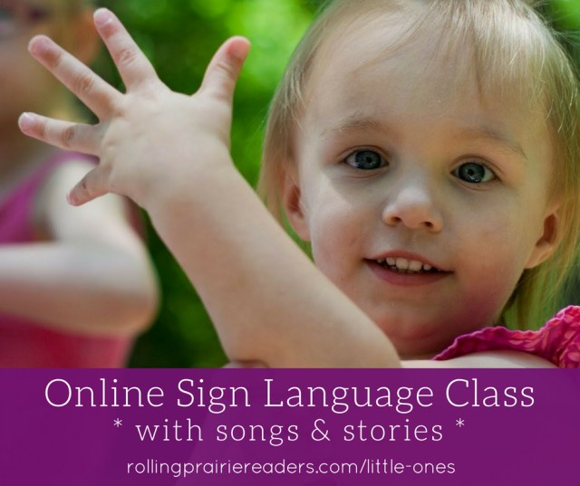 Join us LIVE for an online get-together to chat literacy and language for our little ones.  Bring your baby or toddler for songs, stories, and a little bit of sign language. Meet other parents and enjoy our online community.