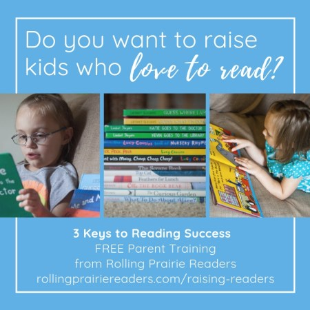 Raising Readers Video Training