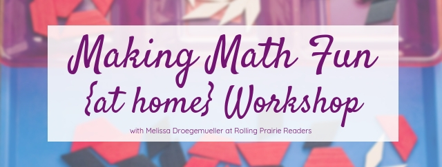 Making Math Fun at Home