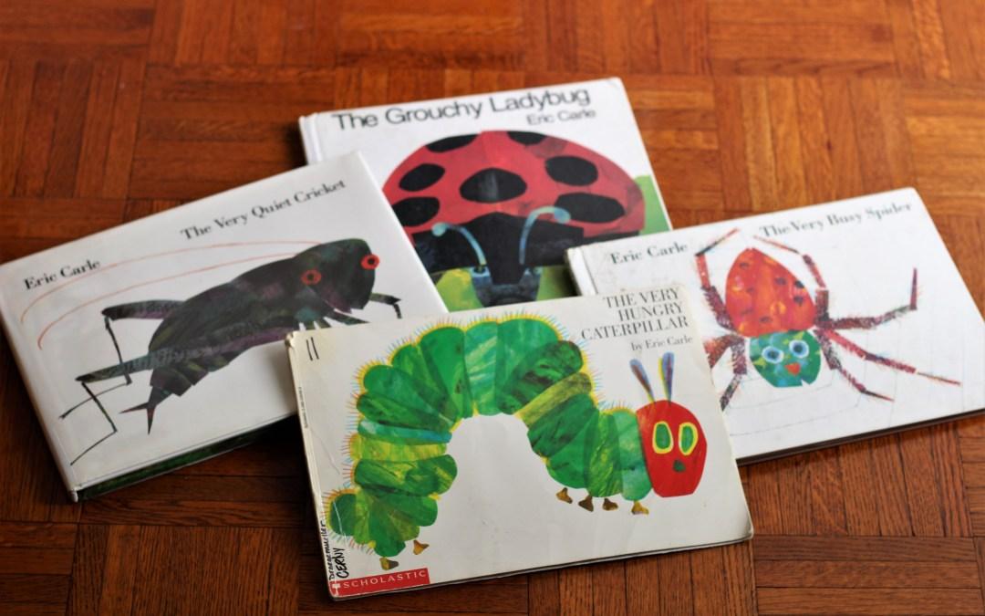 17 Bug Books for Kids