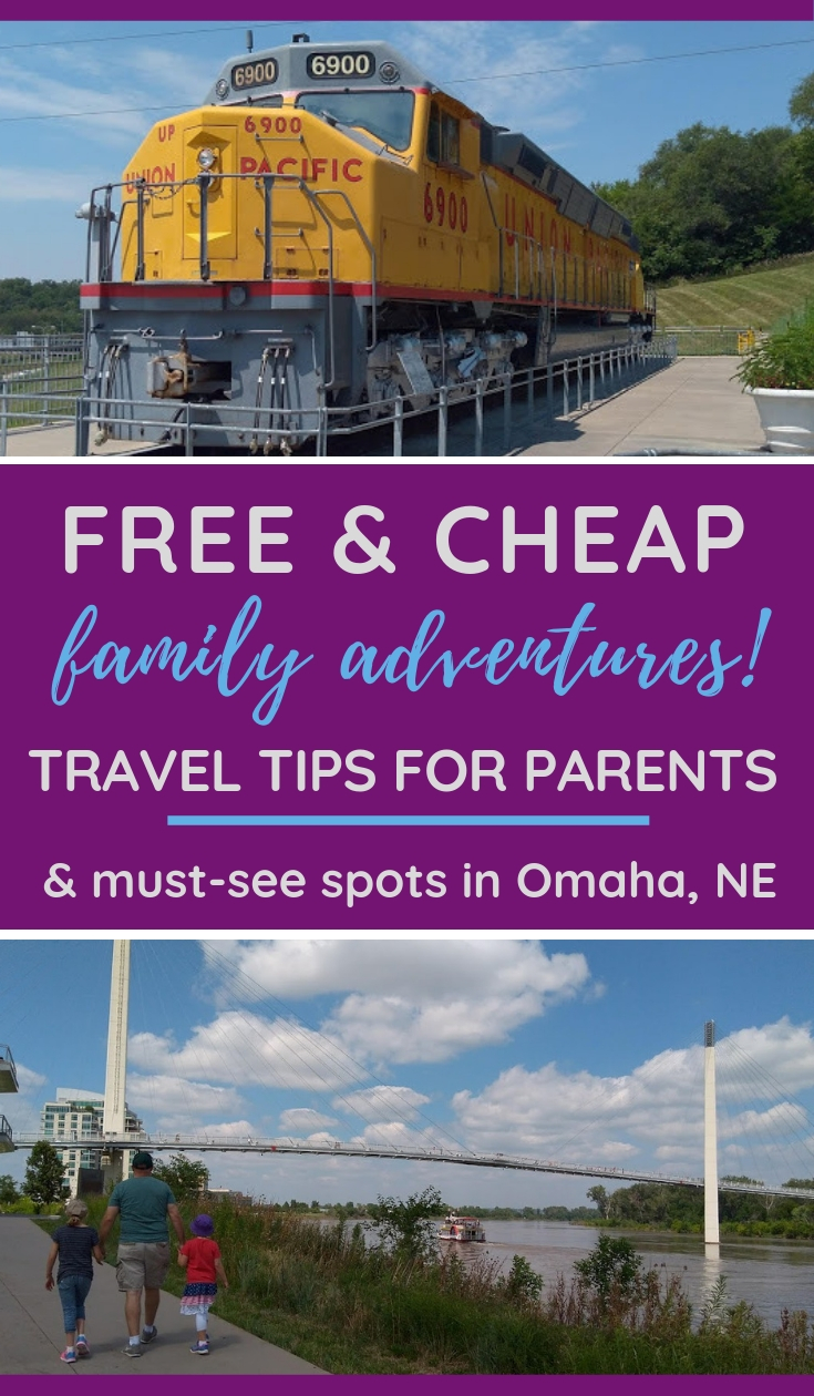 Free and cheap family adventures! {travel tips for parents}