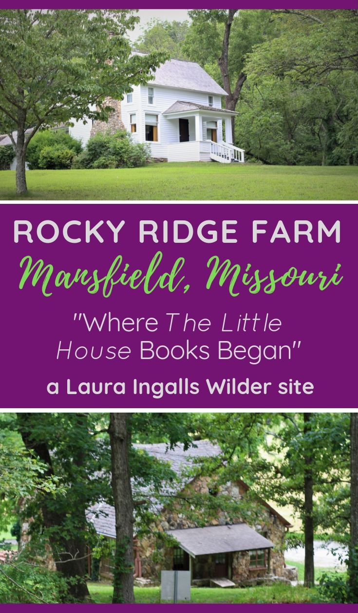 Rocky Ridge Farm | Mansfield, Missouri