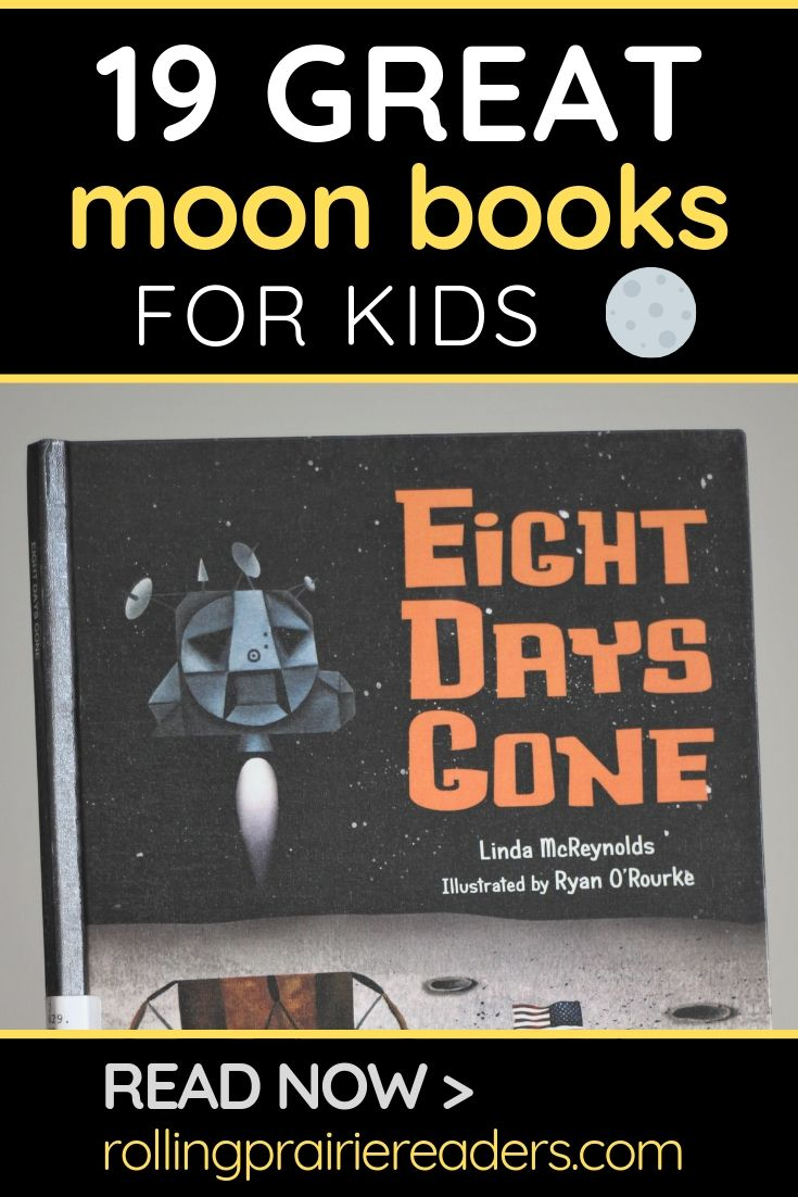 19 Great Moon Books for Kids
