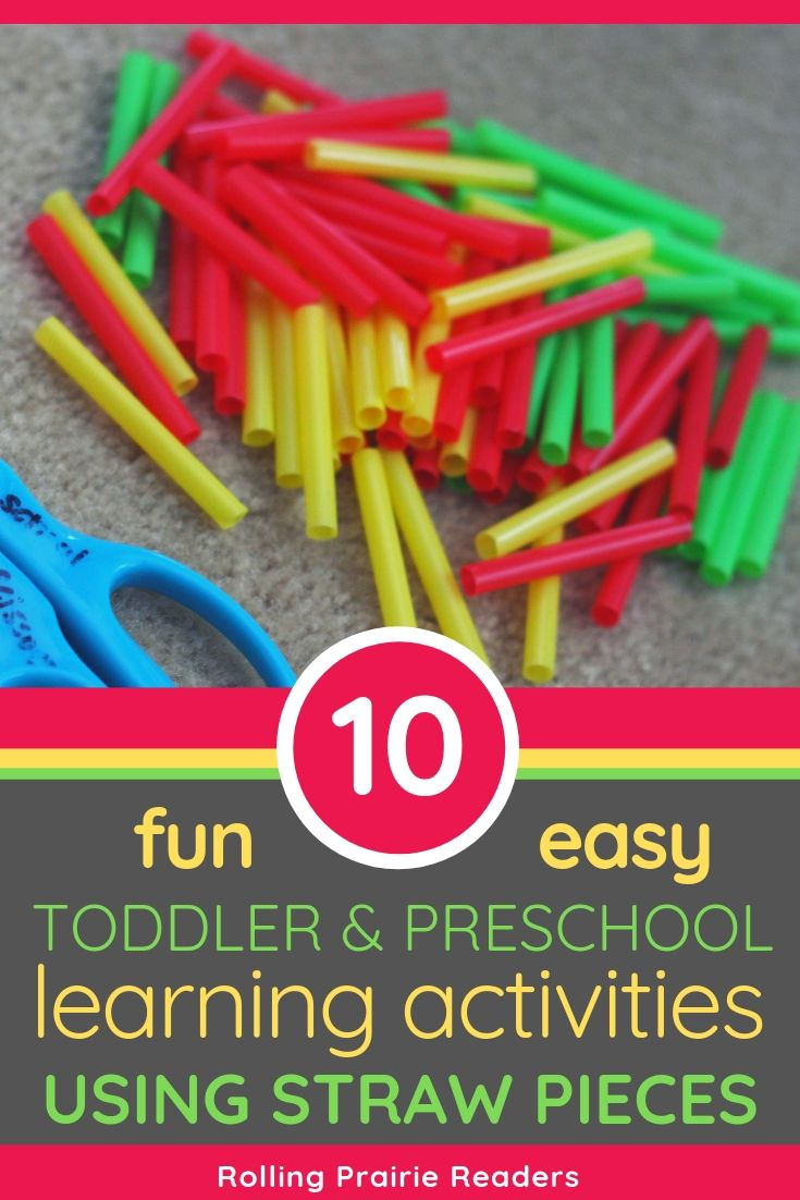 simple learning activities
