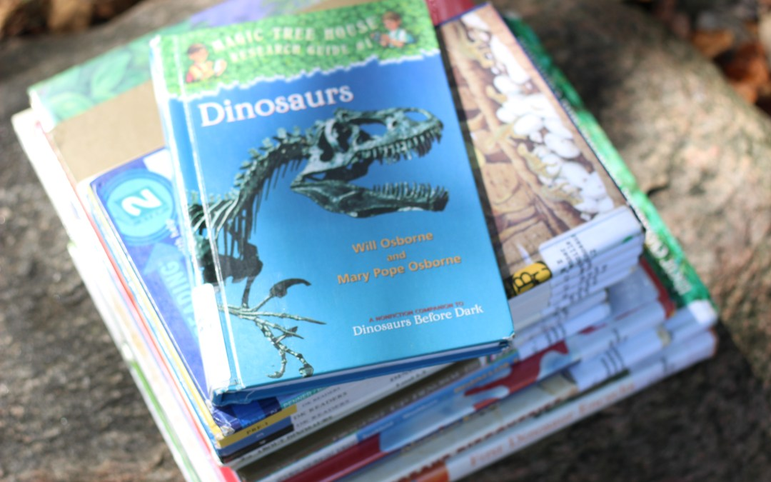 17 Dinosaur Books for Kids