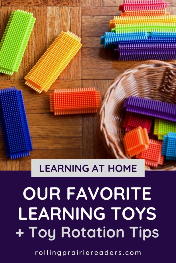 Favorite Learning Toys for Preschoolers