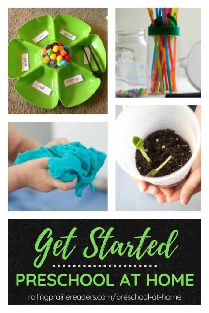 Get Started with Preschool at Home Parent Mini-Class