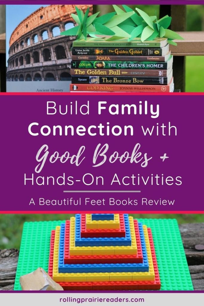 Build Family Connection with Good Books