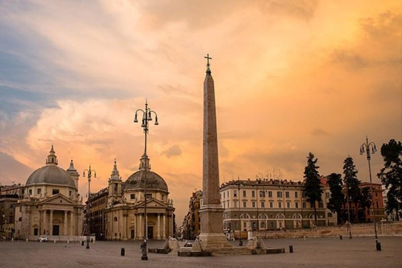 Image result for piazza del popolo